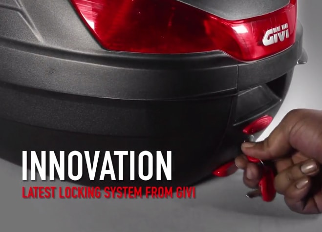 GIVI Product Launch