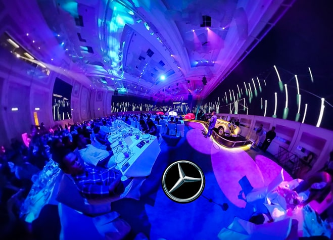 corporate events 360 videos